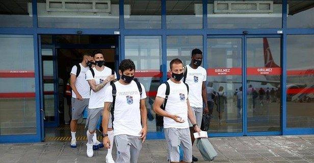 Trabzonspor'un Denizli kafilesi belli oldu