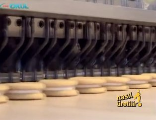 Bisküviler nasıl üretilir? Bisküvilerin içinde ne var? Severek yiyorsunuz ama...