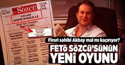 FETÖ'cü firari Burak Akbay'ın ismi künyeden çıktı