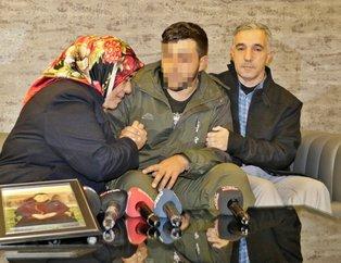 Başkan Erdoğan'la telefonda görüşmüştü... Hatice Ceylan, PKK'dan kurtarılan oğluna kavuştu!