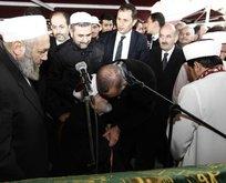 Başkan Erdoğan son Osmanlı aliminin cenazesine katılacak