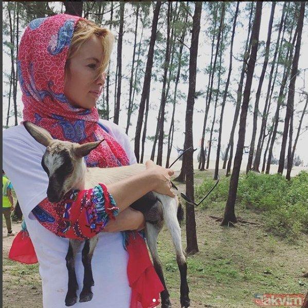 Gamze Özçelik'ten Selda Alkor'a cevap! Selda Alkor sosyal medyada eleştiri yağmuruna tutuldu