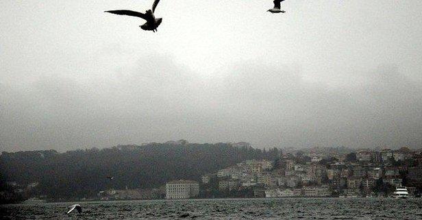 İstanbullular dikkat! Meteoroloji uyardı