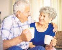 Alzheimer'a bir kahve