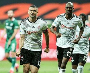 Beşiktaş'ta şok! Burak Yılmaz sakatlandı