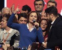 Canan Kaftancıoğlunun seçilmesi partiyi ikiye böldü...