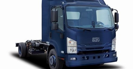Anadolu Isuzu'dan elektrikli kamyon