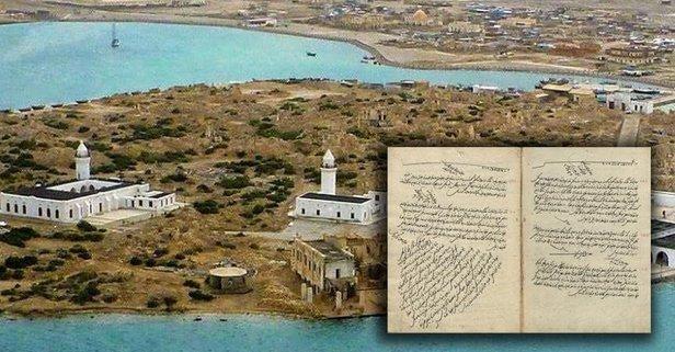 İşte Osmanlının Sevakin Adasındaki faaliyetleri