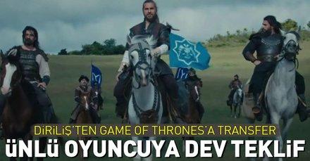 Diriliş Ertuğrul'dan Game of Thrones'a flaş transfer (Alper Atak Game of Thrones'ta) Alper Atak kimdir?
