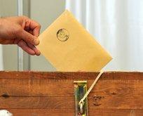 Oy kullanacaklar dikkat! Resmi Gazetede yayımlandı