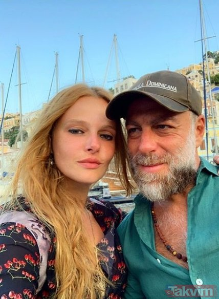 Eşkıya Dünyaya Hükümdar Olmaz'ın yeni üyesi Naz Elmas'ın sevgilisi bakın kim çıktı!