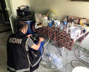 Polisler bile şaşkına döndü! Süt sağım makinesiyle...