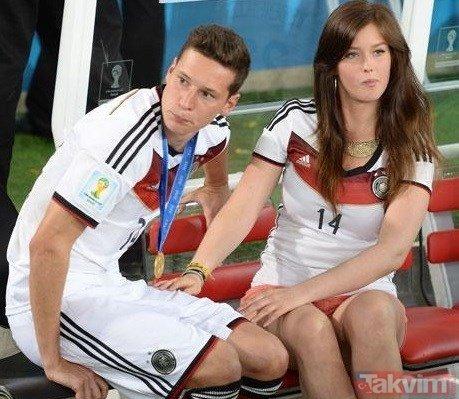 Futbolcu eşleri veya sevgilileri