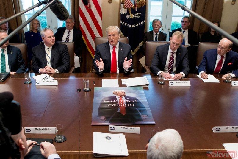 Trump'tan ABD ordusuna şok sözler: İstedikleri tüm parayı verdim ancak...