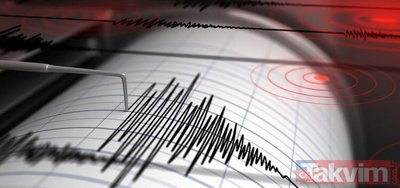 SON DAKİKA DEPREM: Ege beşik gibi!  İzmir'in Karaburun ilçesi açıklarında bir deprem daha...