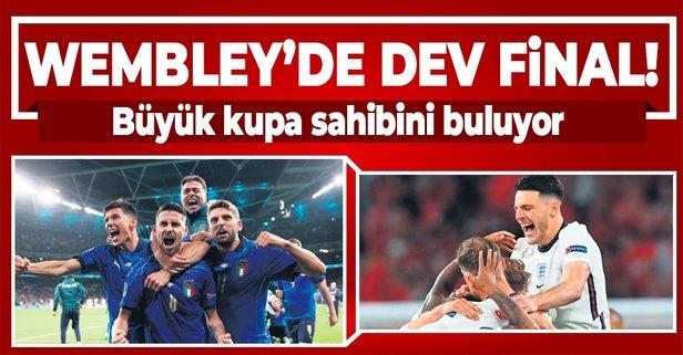 Wembley'de dev final