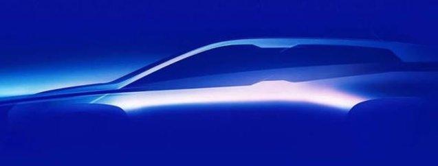 BMWden geleceğin otomobili! İlk kez görüntülendi