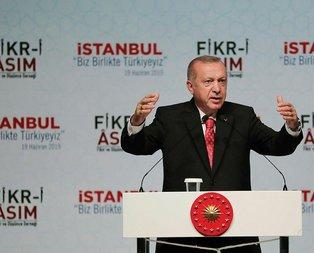 Başkan Erdoğan: Bu ahlaksızlıktır!