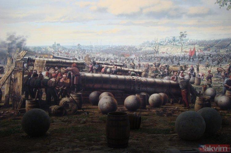 Gemilerin karadan yürütüldüğü, çağ kapatıp çağ açan zafer: 1453 İstanbul'un Fethi