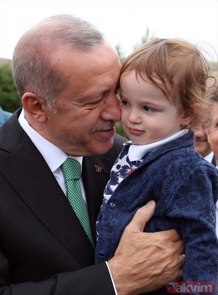 Bayburtta Erdoğan sevgisi