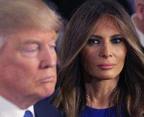 Melania Trump boşanmak için gün sayıyor