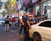 İstanbul'da silahla dehşet saçan saldırgan yakalandı!
