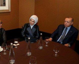 Başkan Erdoğandan sürpriz kabul!