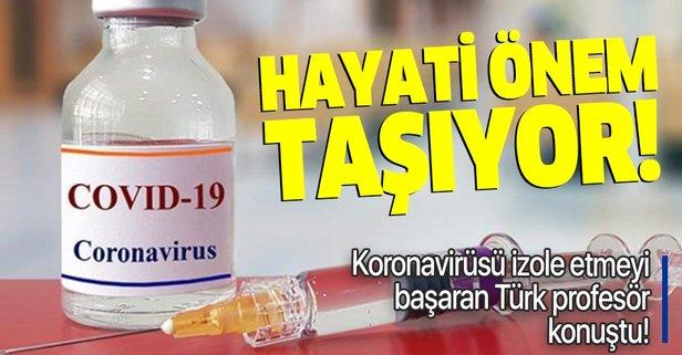 Aşı için hayati öneme sahip