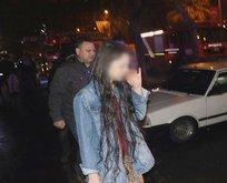 Kahramanmaraş'ta film gibi olay! Sevgilisine kızdı evini yaktı