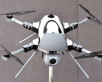 Mağaralara kamikaze drone'lar