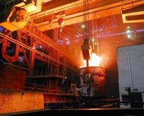 Türkiyede çelik üretimi dünya ortalamasının üzerinde arttı
