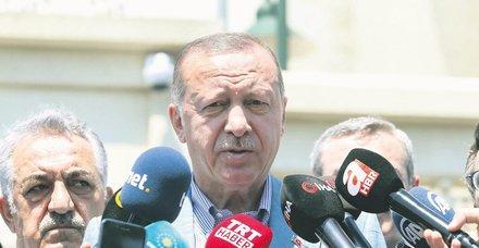 Başkan Erdoğan'dan 23 Haziran çağrısı