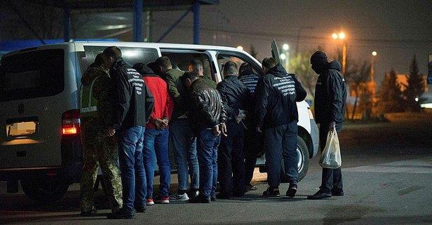 AB'ye kaçak gitmeye çalışan 5 Türk yakalandı