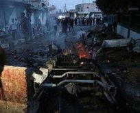 Tel Abyad'da kalleş saldırı