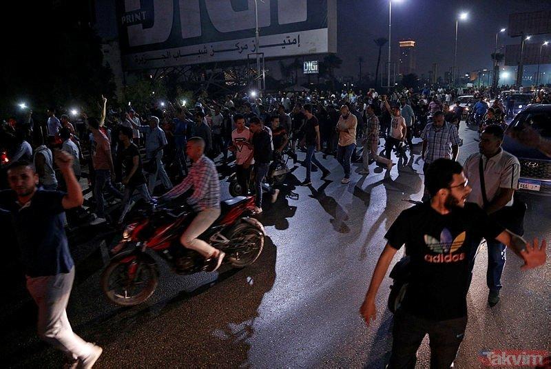 Sisi'nin kabusu olan Muhammed Ali'den yeni paylaşım: Peşimdeler, eğer öldürülürsem...