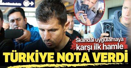 Son dakika: Türkiye'den İzlanda'ya nota