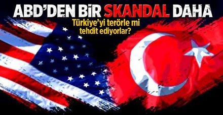 ABD'den skandal Türkiye uyarısı