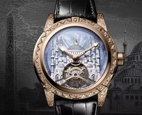 Louis Moinet, 'dünyanın 8 harikası' saat koleksiyonu hazırladı