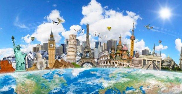 Küresel turizm büyük yara aldı
