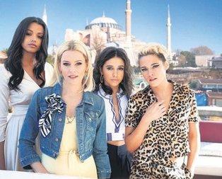 Melekler İstanbul'da