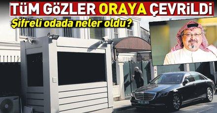Gazeteci Cemal Kaşıkçı soruşturmasında gözler Muhammed Uteybi'nin konutuna çevrildi
