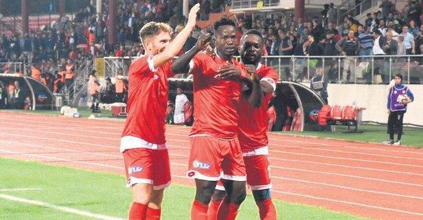 Malle Trabzonspor'da