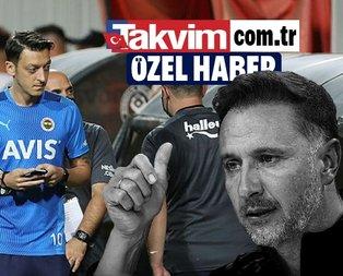 Pereira'dan Mesut Özil'e teknolojik cevap!