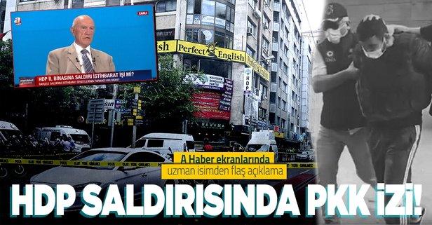 İzmir saldırısında PKK izleri!