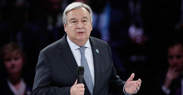 BM Kıbrıs raporunu sundu