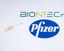 BioNTech-Pfizer hakkında yeni gelişme