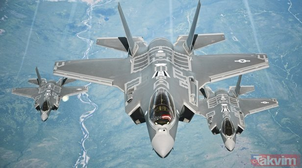 Rus Su-57 mi, Amerikan F-35 mi daha güçlü? Hayalet uçak diye biliniyordu...