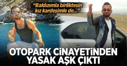 Konya'da stadyum otoparkındaki cinayetin nedeni ortaya çıktı!
