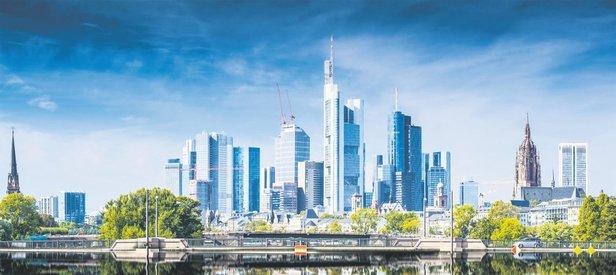Sinpaş, Frankfurt'ta kira gelirini üçe katladı