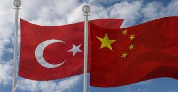Türkiye ve Çin arasında kritik görüşme